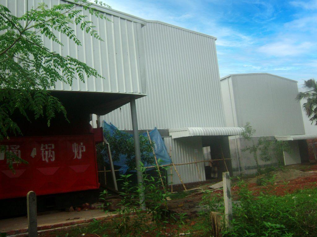 Home Eddile Oil & Food Co; Ltd. (Shed # 3)
